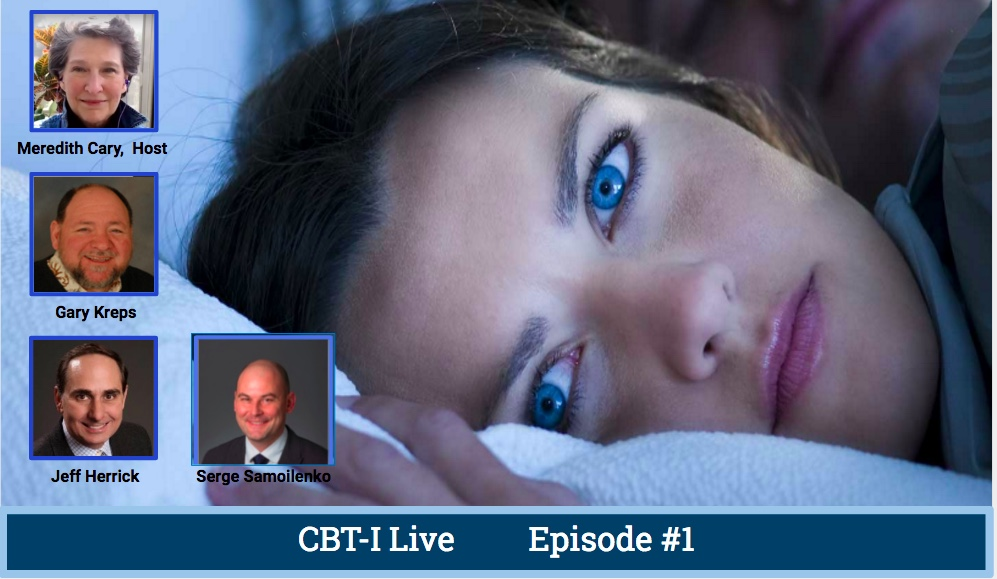 CBT-I Live #1