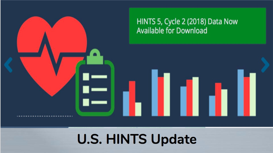HINTS U.S. Updates